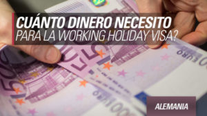 working holiday alemania